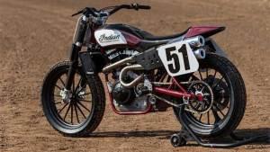 indian motorcycles ftr750 flat track race bike