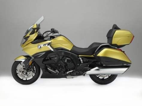 2018 BMW K1600 Grand America