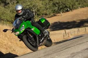 the green sport touring machine