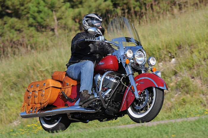 Indian chief 2014 vintage