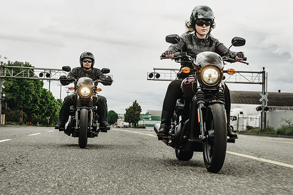 harley-davidson street 750, a new chapter for the bar and shield.