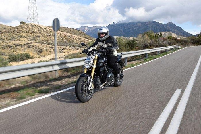 BMW r1200r roadster 2015
