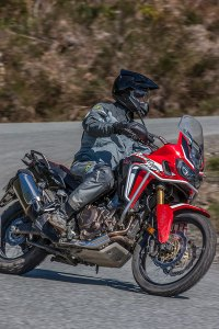 2016 Honda Africa Twin motorcycle review