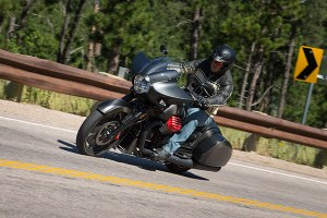 2017 Moto Guzzi MGX-21 Bagger Review from Sturgis
