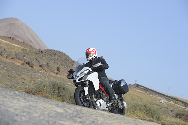 Anyone who knows anything about Ducati's top selling Multistrada 1200 knows it's all about versatility. For 2015, a roster of revisions makes it even more refined.