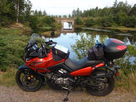 cape Breton motorcycle tour
