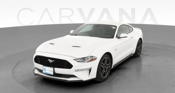 Choose from a massive selection of. Used 2018 2019 Ford Mustang Gt Premium With Manual For Sale Online Carvana