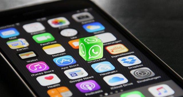 Logotipo do aplicativo WhatsApp