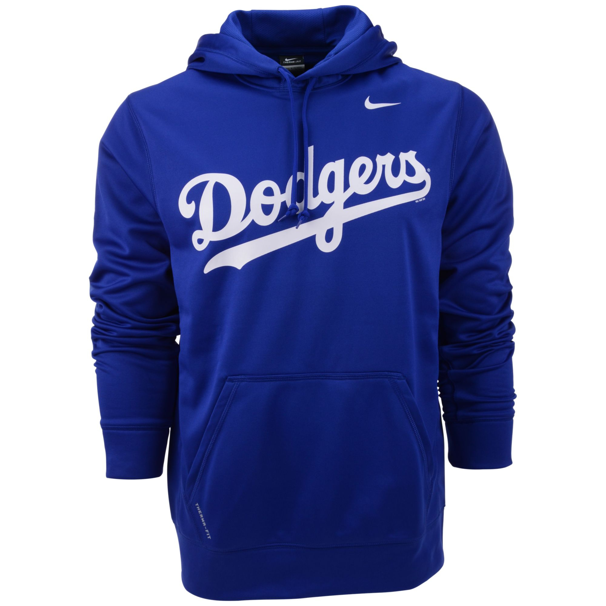 Nike Los Angeles Dodgers Performance Hooin Blue For