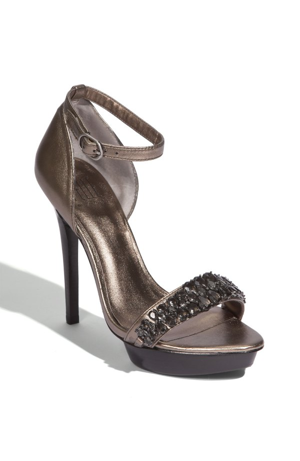 Pelle moda Ariella Sandal in Metallic   Lyst