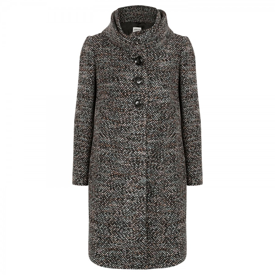 Long Grey Coat Zara Men