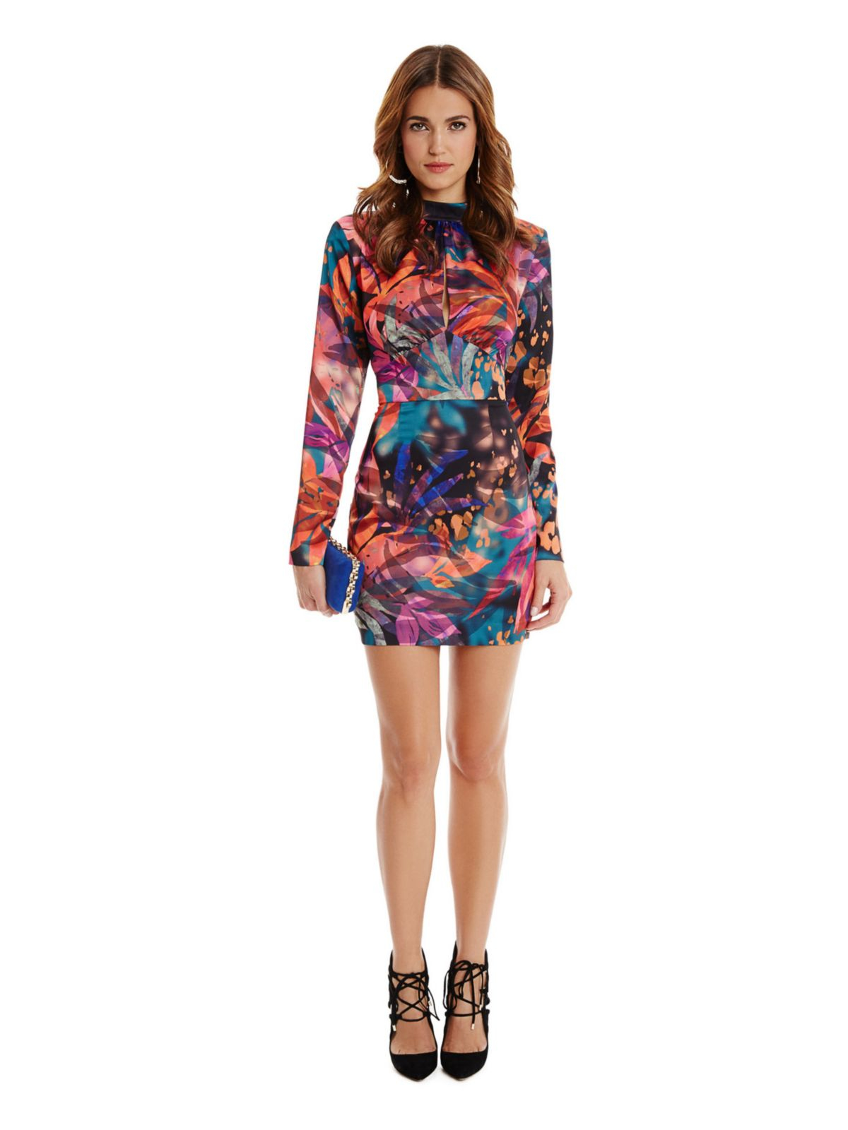 Guess By Marciano Floral Dress