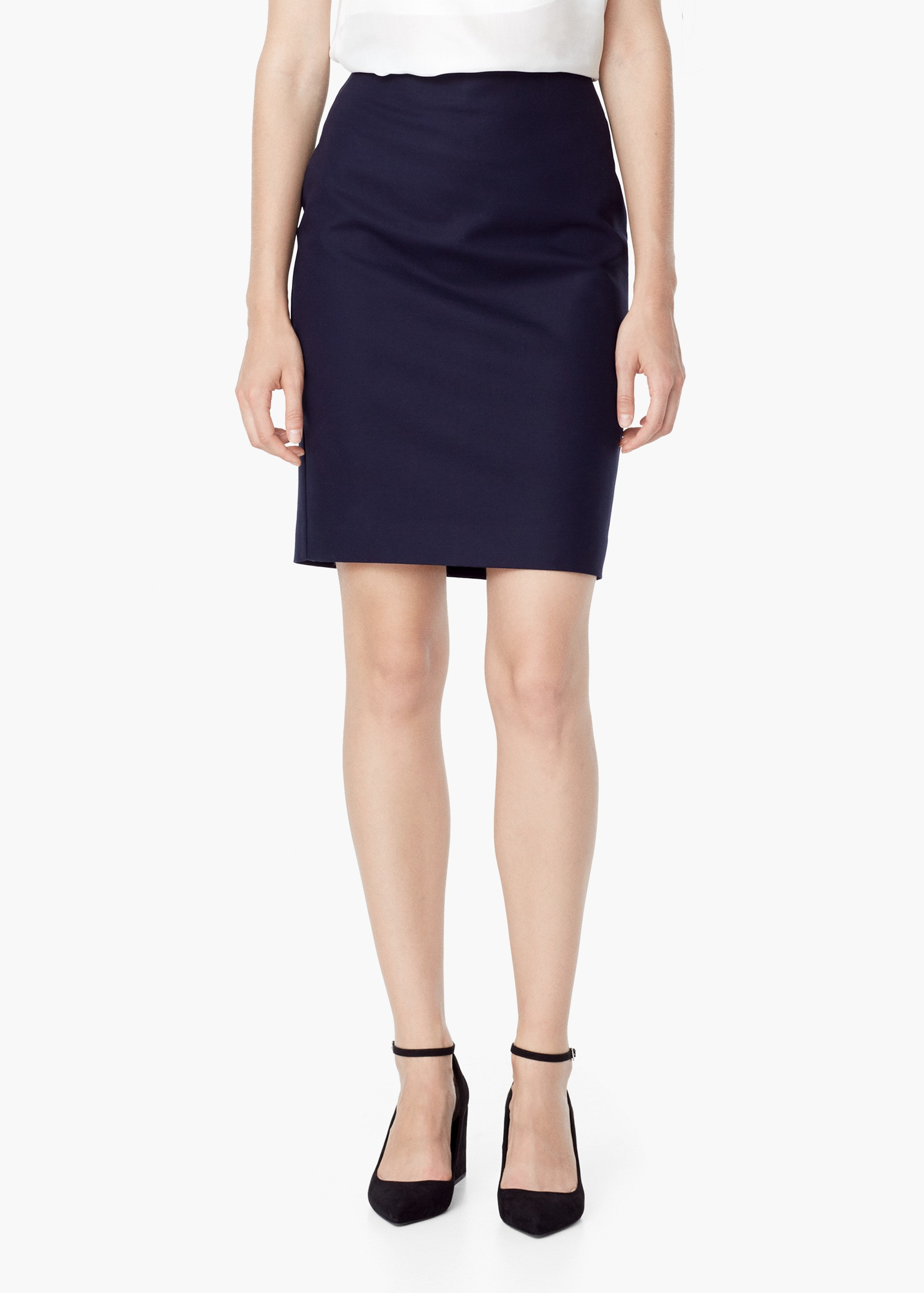Cotton Pencil Skirts Fashion Skirts