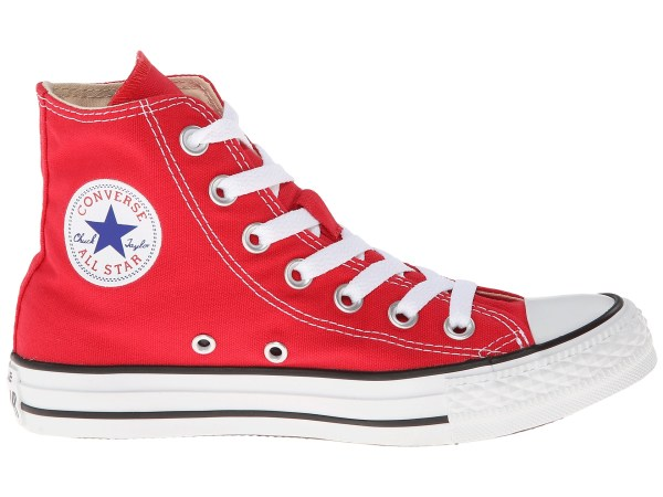 Converse Chuck Taylor® All Star® Core Hi in Red | Lyst