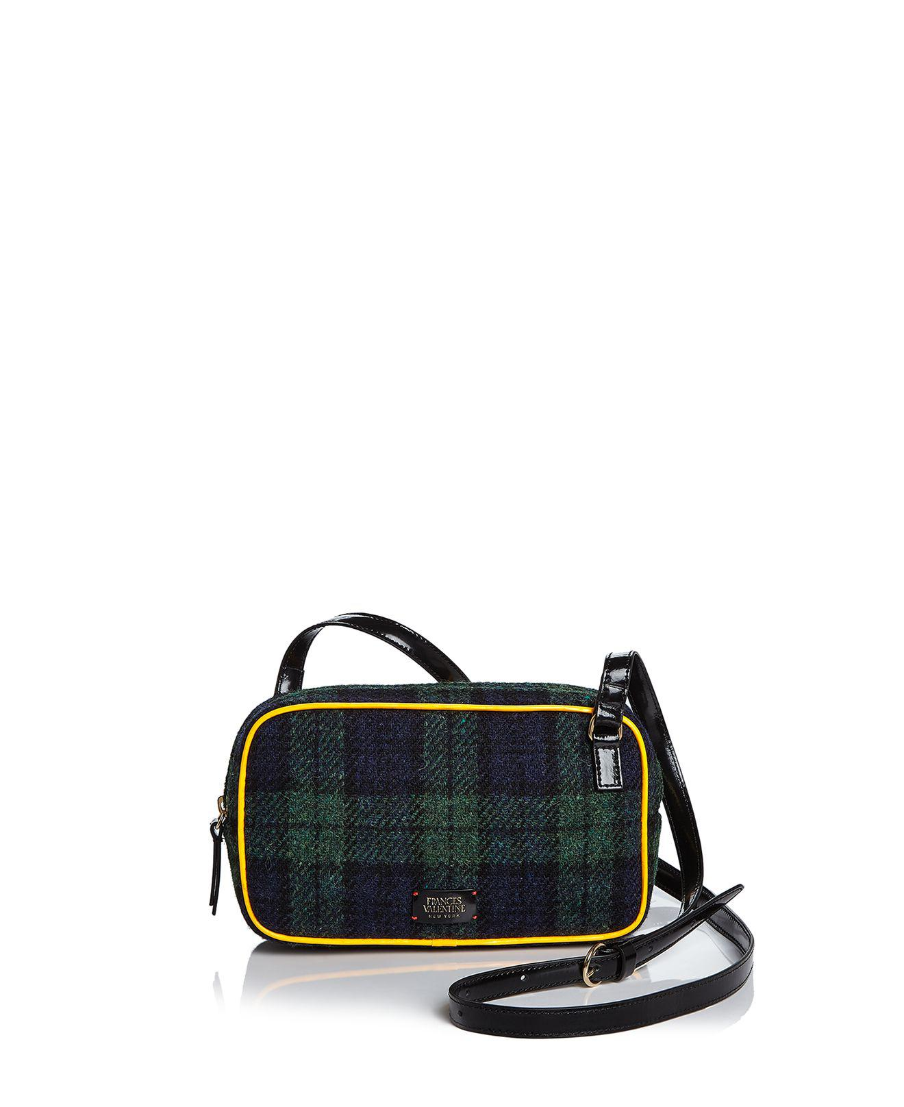 Lyst Frances Valentine Lucy Wool Crossbody