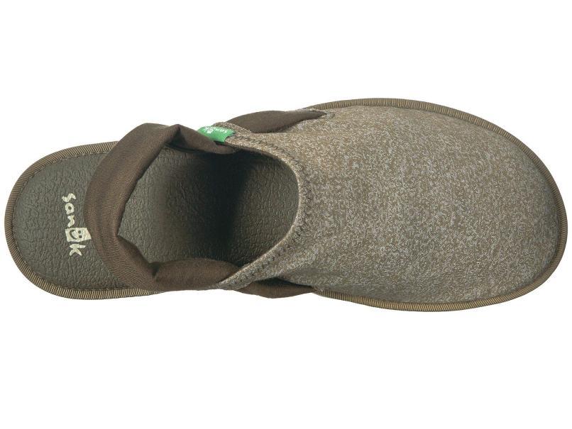 1efb04f70c1 Lyst Sanuk Yoga Sling Cruz Black Women S Shoes