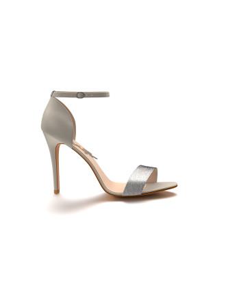 Shoes of Prey Heeled Single Strap Sandal Shoes of Prey Heeled Single Strap Sandal