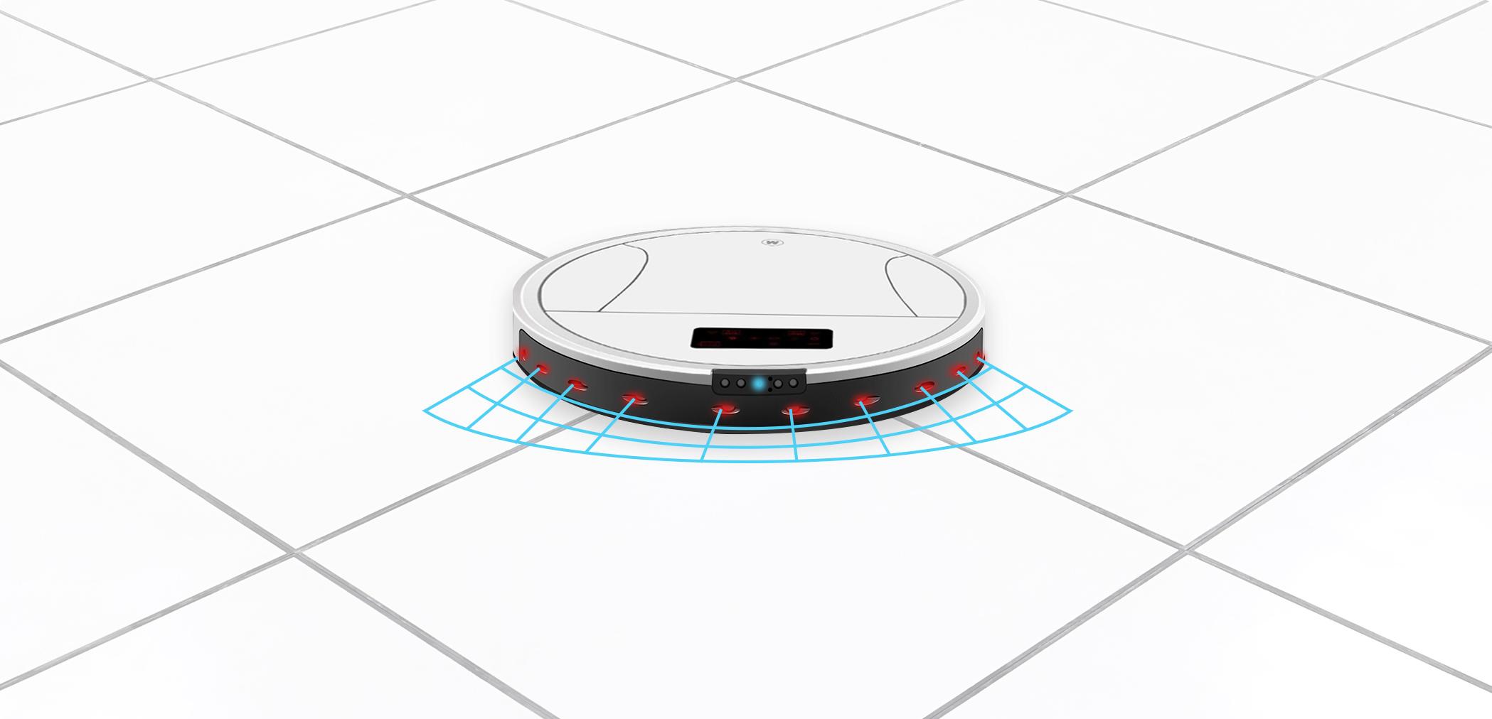 Smart Vacuum Cleaner Maya