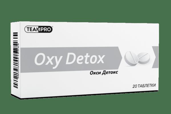 oksi detoks tabletki x20 oxy detox