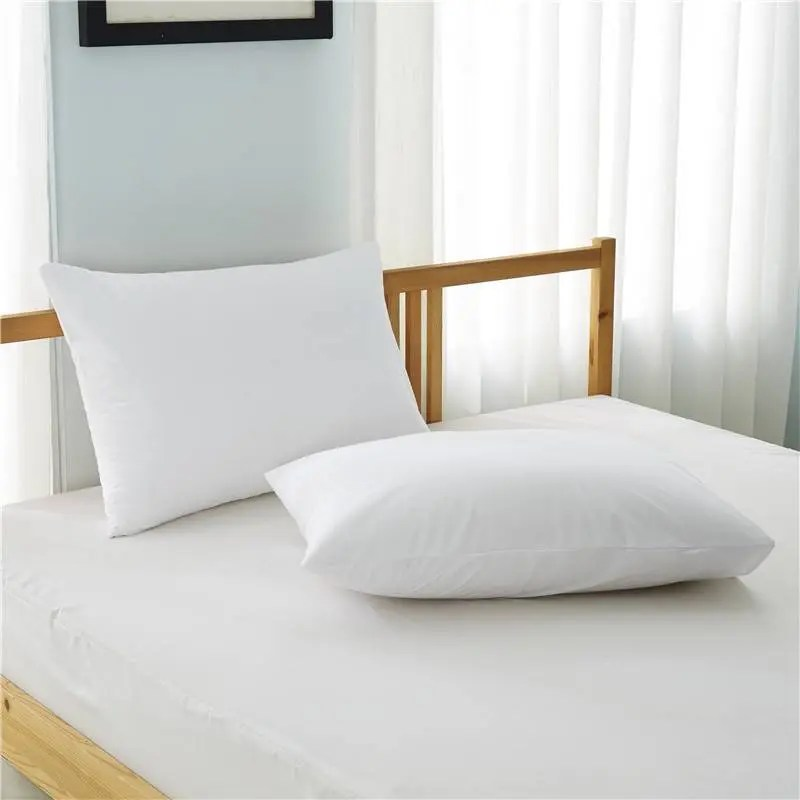 cotton knitted waterproof pillow