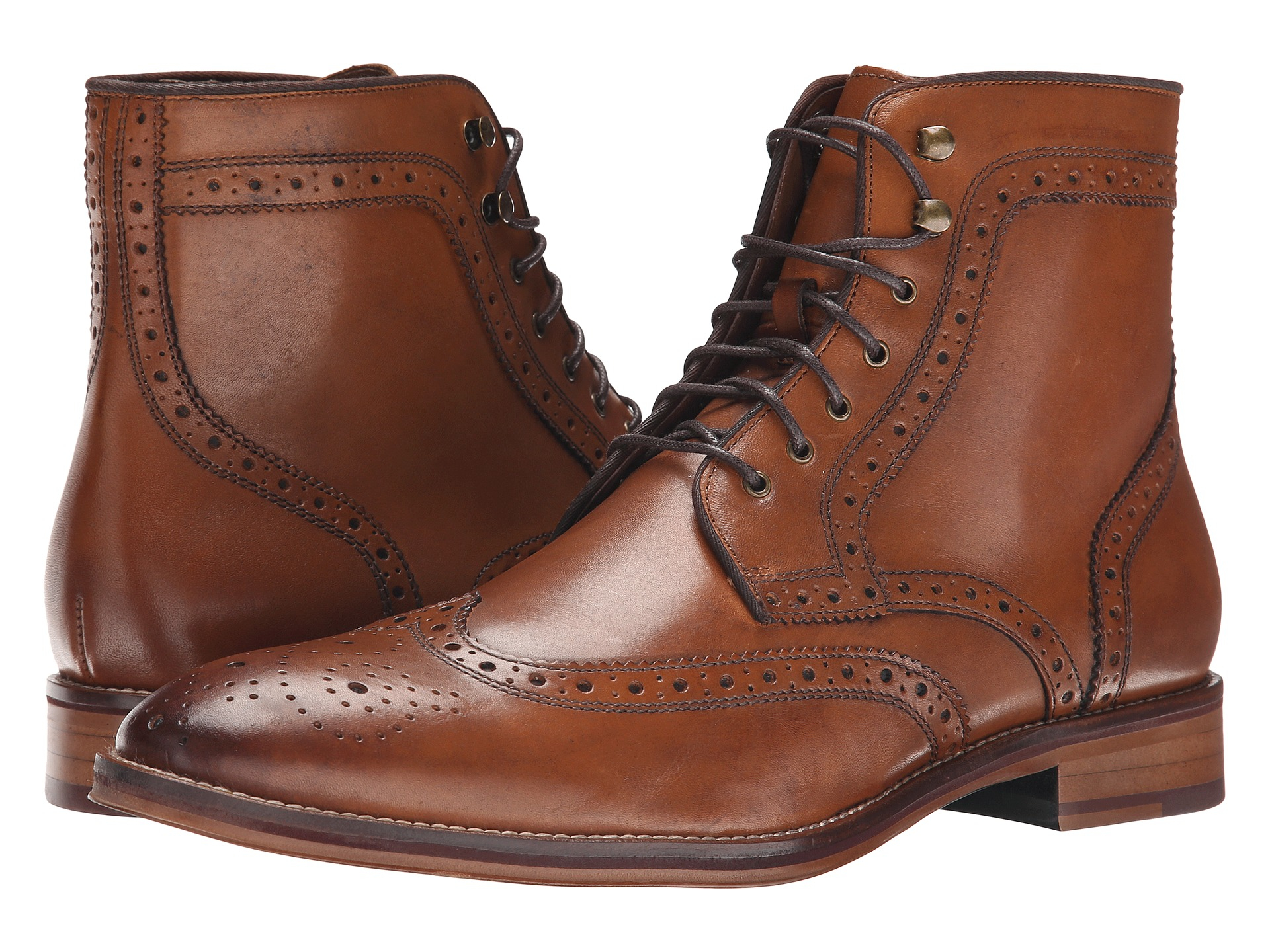 Boot Desert Lace Brown
