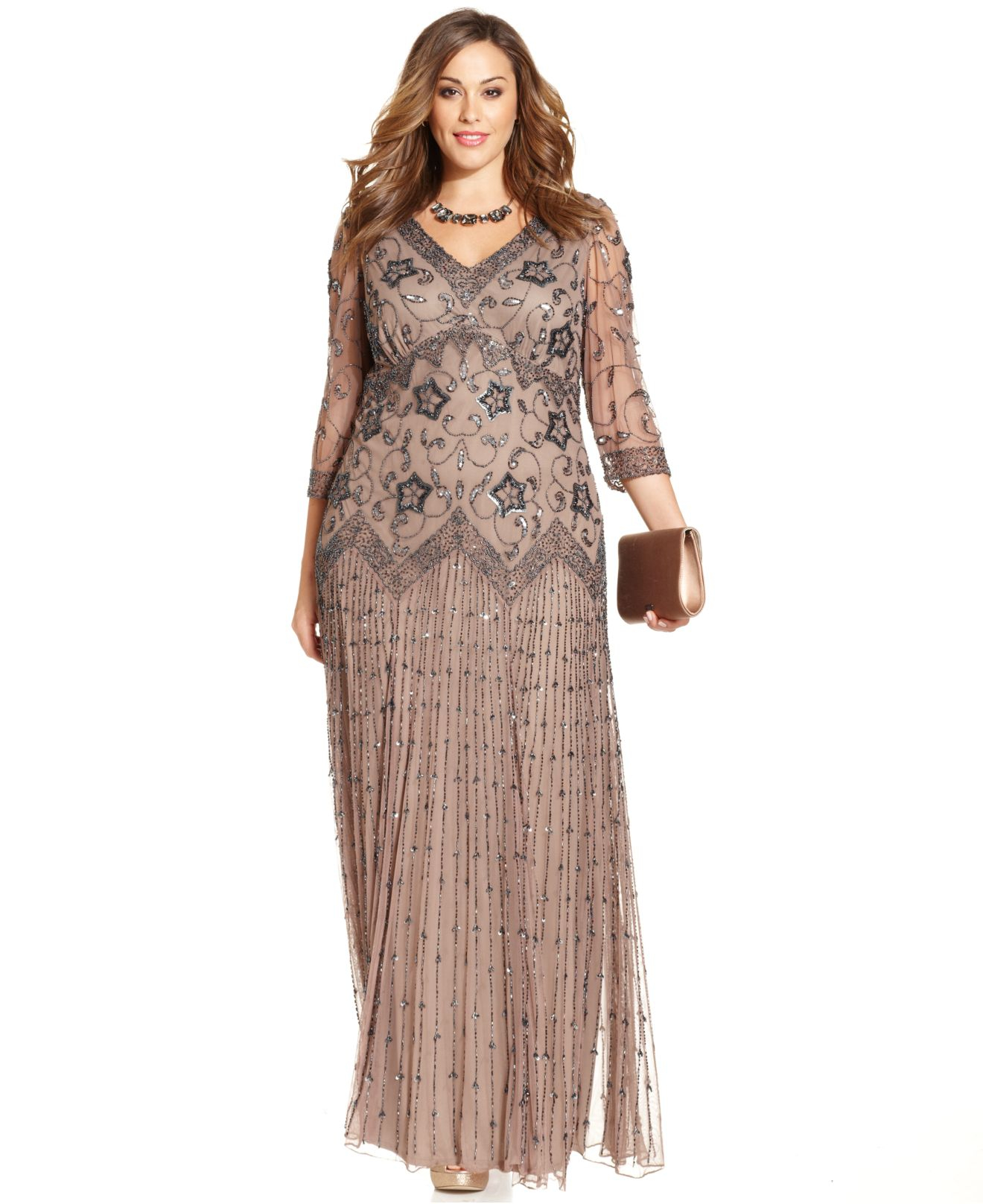 Macy Women Gowns