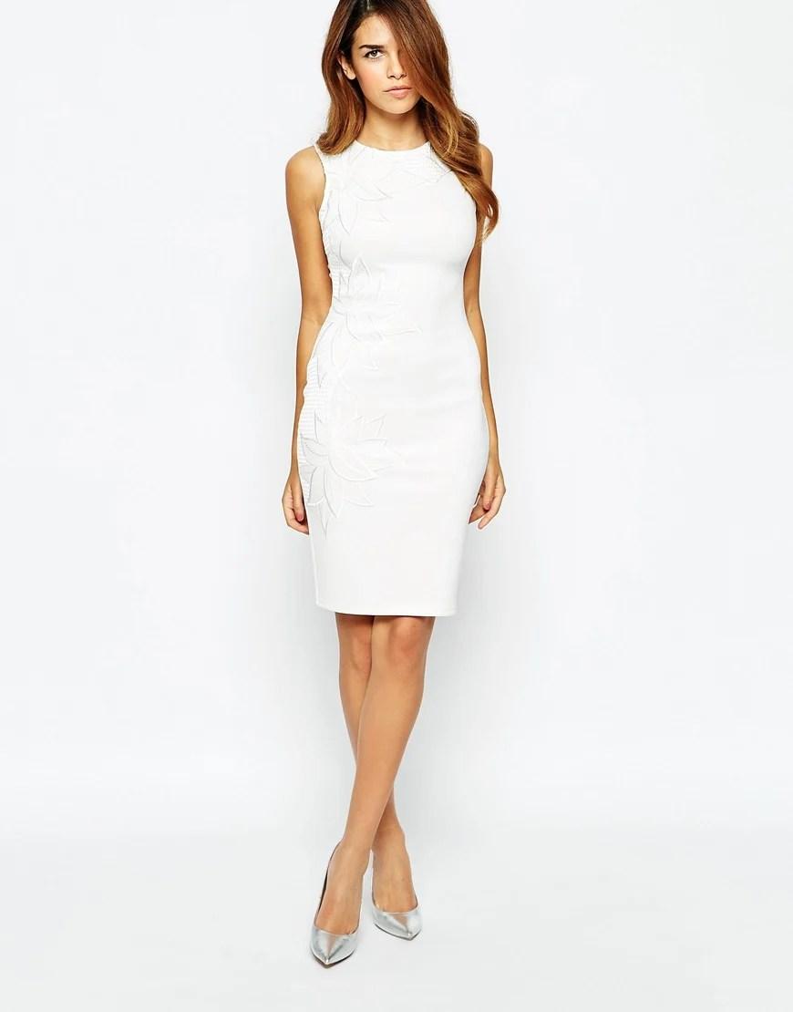 Michelle Keegan Floral Print Cami Dress