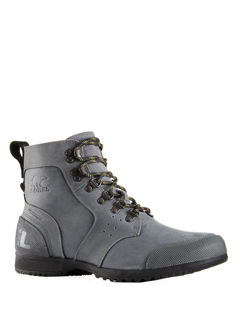 Boots Hiking Men Teva