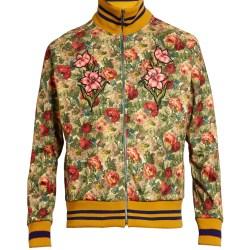 7218209b85c Flower Gucci Jacket | Gardening: Flower and Vegetables