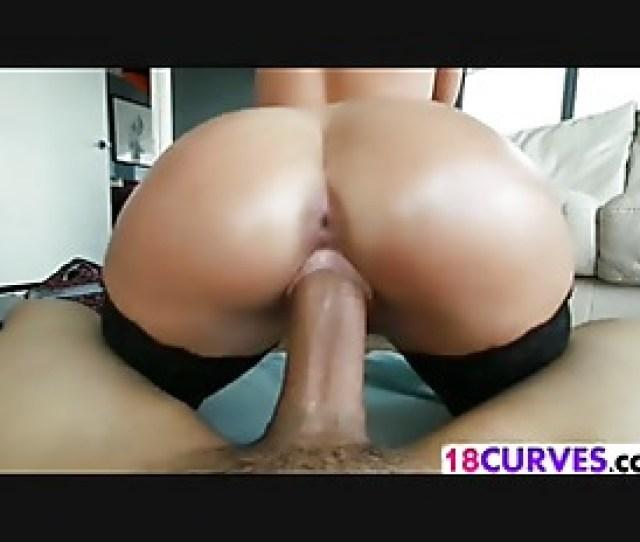 Big Ass White Girl Fucks Crazy