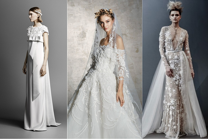 10 Wedding Dress Trends From Spring 2019 Bridal