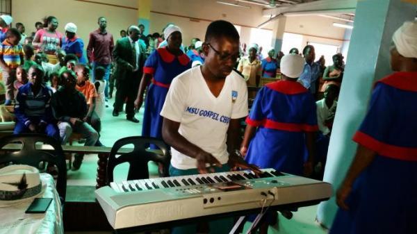 Zimbabwe churches embrace contemporary music – The United ...