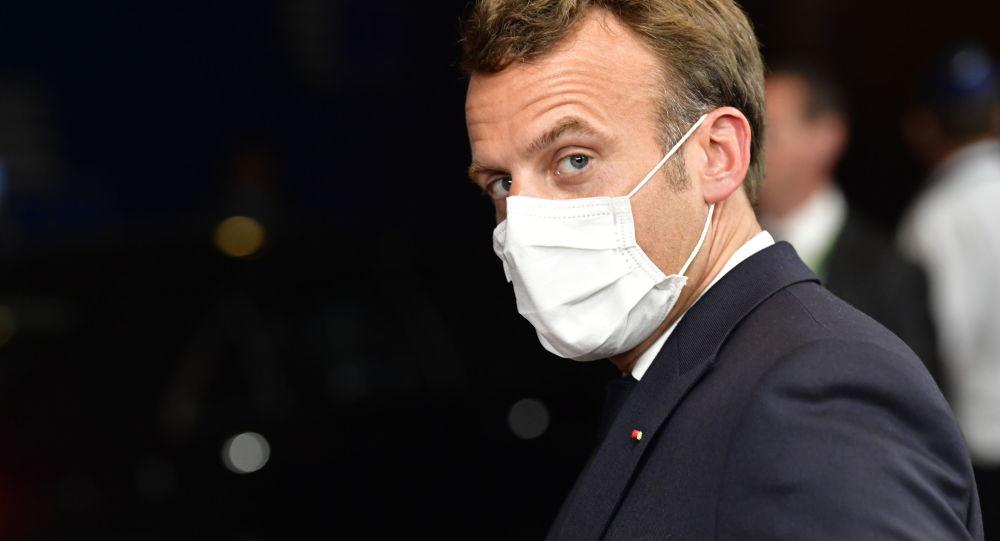 La France renforcera temporairement sa présence militaire en Méditerranée orientale, déclare Macron