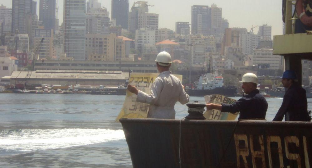 Une «cause extérieure»: le capitaine qui a transporté le nitrate d'ammonium parti en fumée à Beyrouth s'exprime