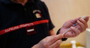 La France atteint l'objectif de 20 millions de primo-vaccinations