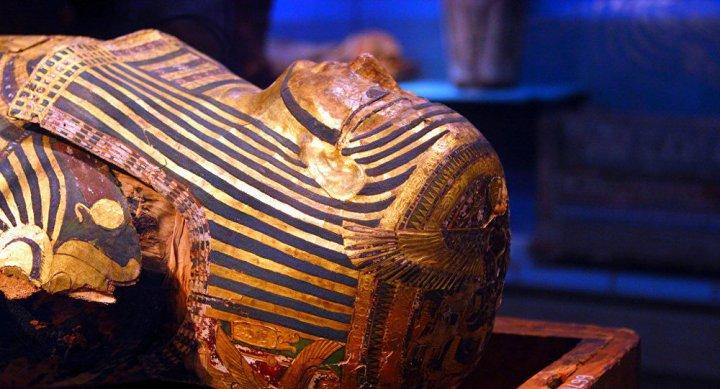 Découverte de 14 nouveaux sarcophages au sud-ouest du Caire - photos