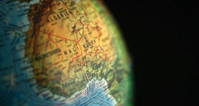 Globe: la frontière entre le Maroc et le Sahara occidental
