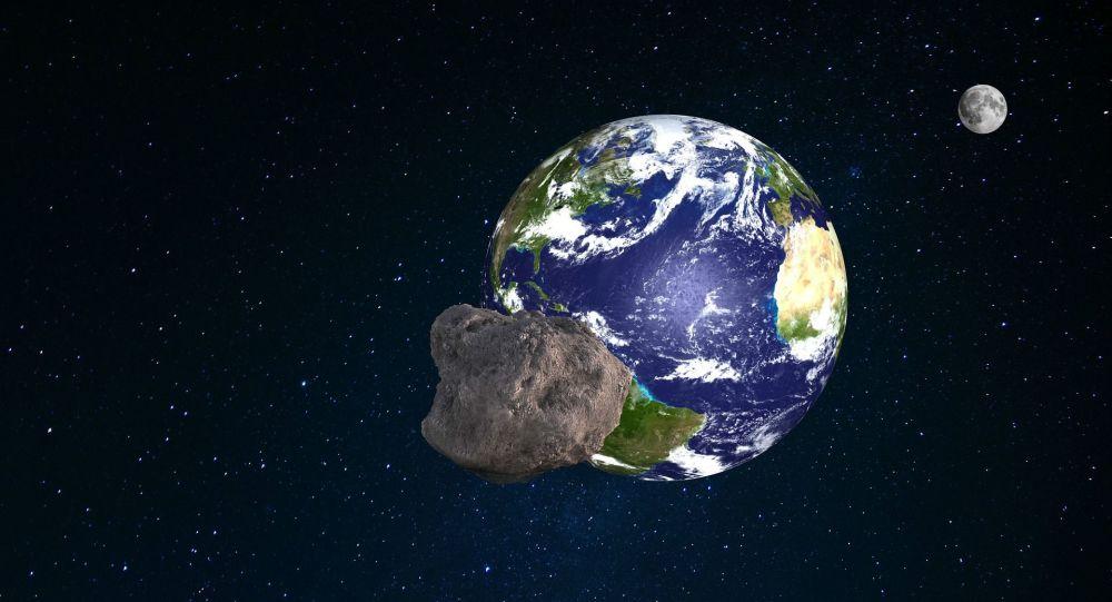 L'astéroïde qui fonce vers la Terre «pourrait provoquer un tsunami»