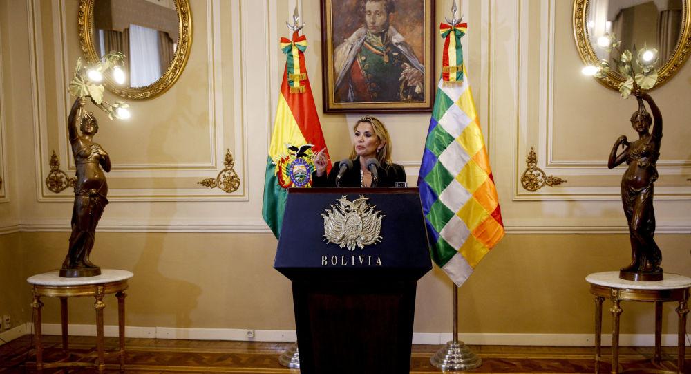 La Présidente de Bolivie testée positive au coronavirus