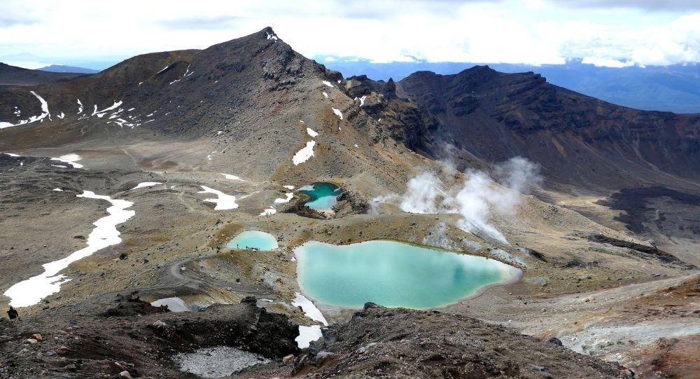 Une découverte inédite faite par des chercheurs dans les entrailles de la Nouvelle-Zélande