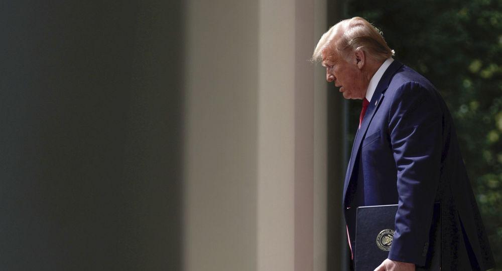 Trump prépare un nouveau coup contre les sociétés chinoises en bourse