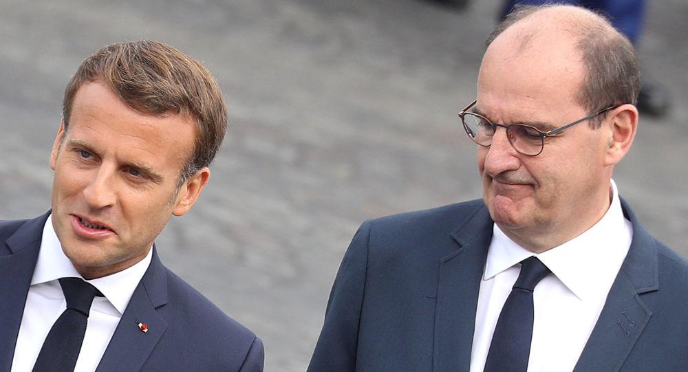 Macron précise pourquoi il a choisi Jean Castex comme chef du gouvernement