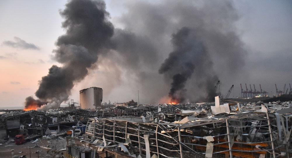 L'ambassade US à Beyrouth met en garde contre d'éventuelles fumées toxiques