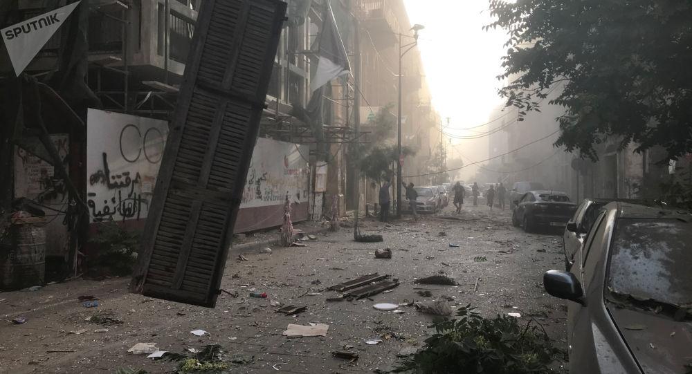 Plus que pour «un mois»: des silos ravagés, le Liban craint la pénurie de blé après les explosions