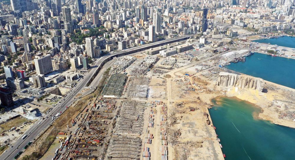 Où est passé le navire ayant apporté le nitrate d'ammonium à Beyrouth?