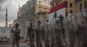 L'armée libanaise a rétabli son contrôle sur le centre de Beyrouth