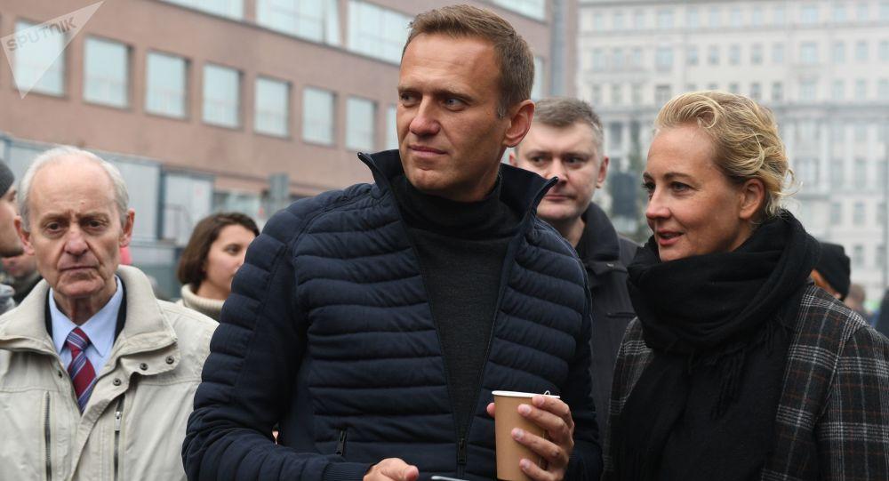 Affaire Navalny: le parquet général de Russie demande l'assistance juridique de la France et de la Suède