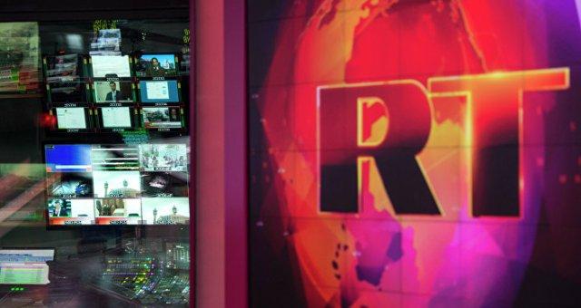 La chaîne Russia Today