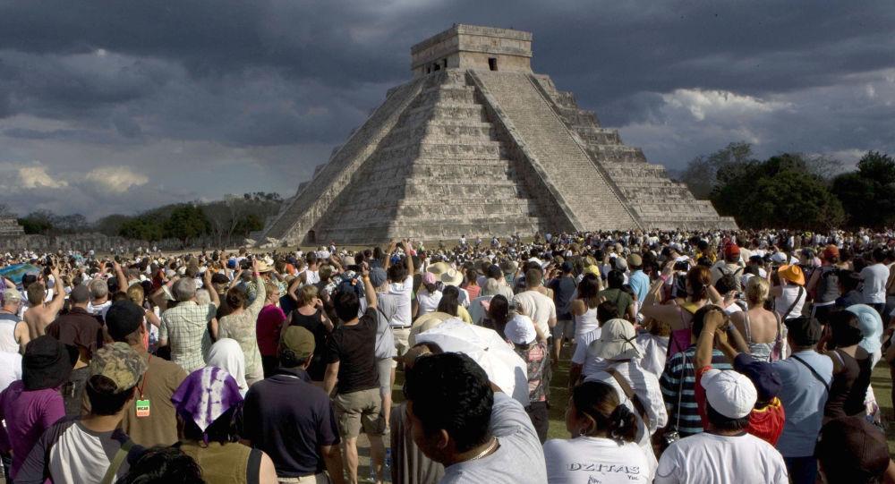 Le mystère des pyramides au Mexique enfin percé?