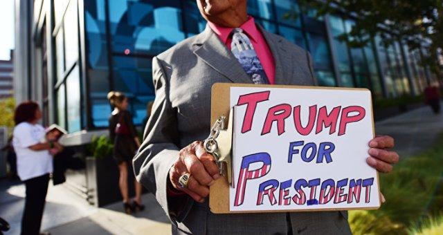 Latinos With Trump